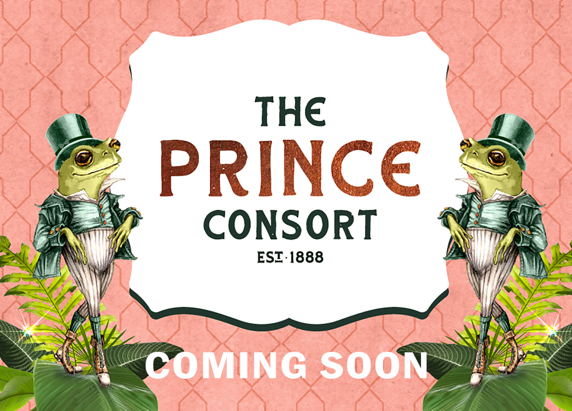The Prince Consort coming soon