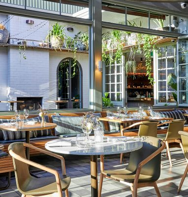 Bistro Mosman Function Space Dining Room