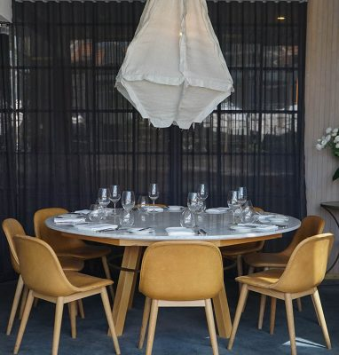 Bistro Mosman Function Space Semi Private Dining Room
