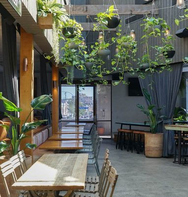 Buena Function Spaces Atrium